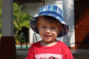 Oliver in Hua Hin, Thailand