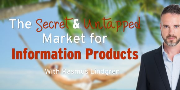 The Secret and Untapped Market for Information Products