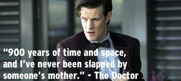 The Doctor quote