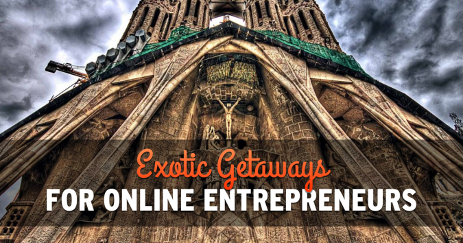 exotic getaways for entrepreneurs
